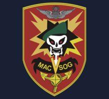 Military Assistance Command, Vietnam Crest Kids Clothes