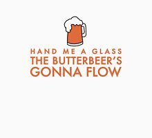 The butterbeer's gonna flow Unisex T-Shirt