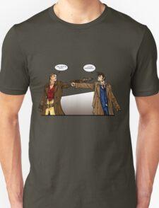 Captain Reynolds vs The Doctor T-Shirt