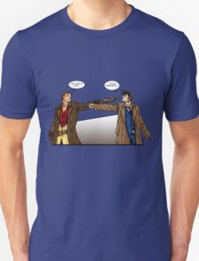 Captain Reynolds vs The Doctor T-Shirt