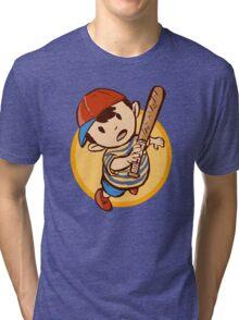 PK FIRE! Tri-blend T-Shirt