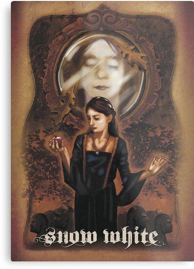 Renaissance Snow White by Patrick Scullin