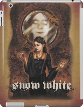 Renaissance Snow White by Patrick Scullin