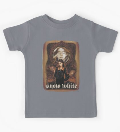 Renaissance Snow White Kids Clothes
