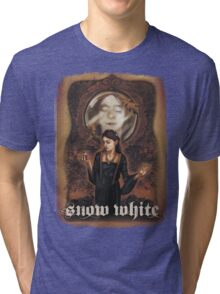 Renaissance Snow White Tri-blend T-Shirt