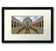 Australian War Memorial Framed Print