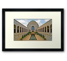Australian War Memorial Framed Print