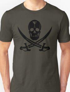 Martini Jolly Roger Unisex T-Shirt
