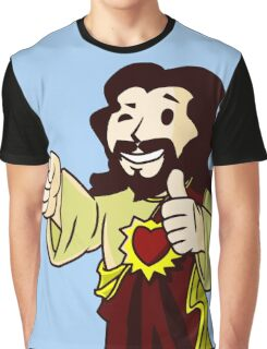 Body of Christ Graphic T-Shirt
