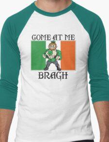 Saint Patrick come at me bro Men's Baseball ¾ T-Shirt