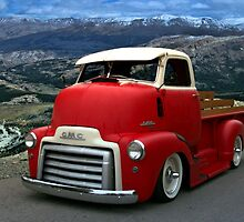 1949 GMC Cab Over Truck by TeeMack