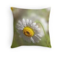 hang your head low Throw Pillow