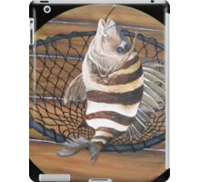 """Chris' Sheepshead."" iPad Case/Skin"