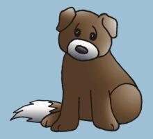Cute Puppy Kids Tee