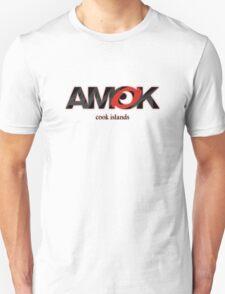 AMOK - cook islands Unisex T-Shirt