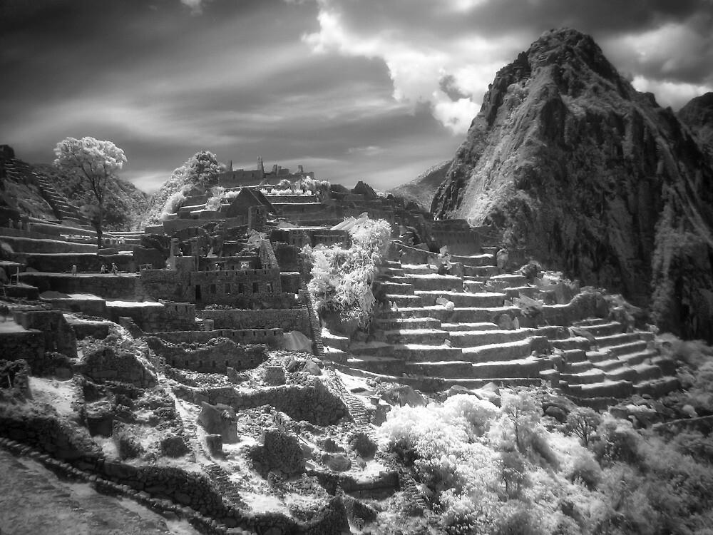Exotic Destination #4 by Richard Mason