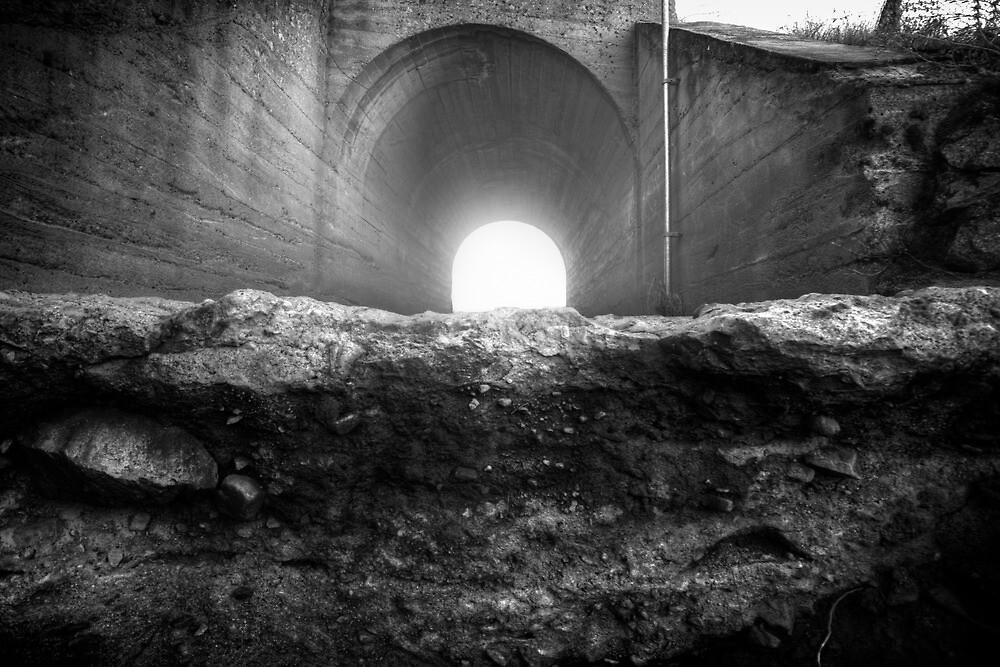 Under Tunnel by Bob Larson