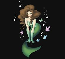 Sea Green Mermaid Unisex T-Shirt