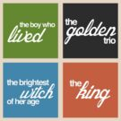 The Golden Trio by Kate Bloomfield
