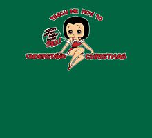 Annie: Teach Me How To Understand Christmas (Variant) T-Shirt