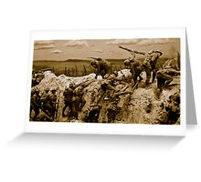 War Memorial Greeting Card