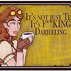 F-ing Darjeeling by ZombieRodent