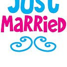 Just Married!  by jazzydevil