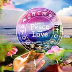 Live in Peace and Love. by mariajanae