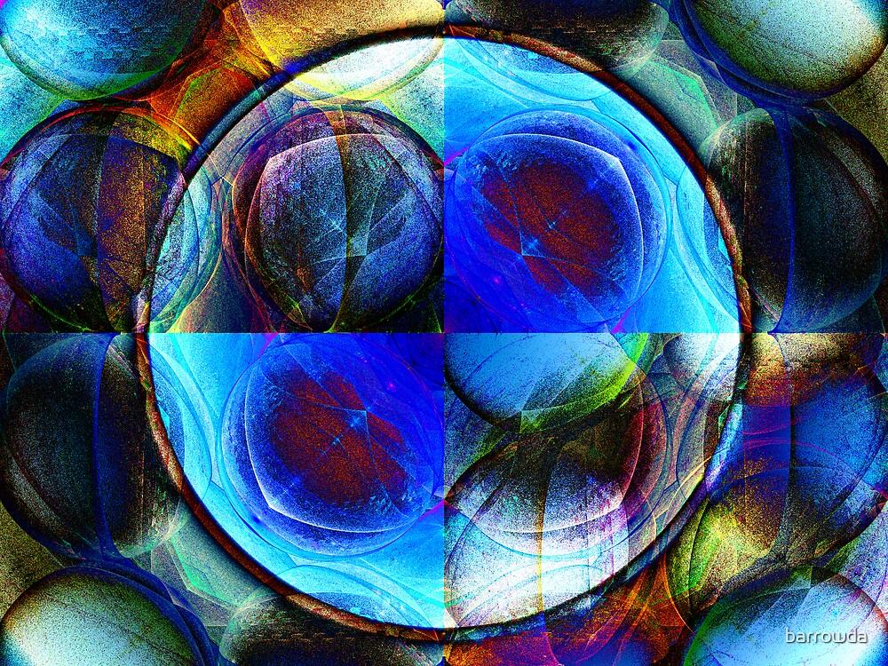 Foci#12: Textured Bubblewrap (G1061) by barrowda
