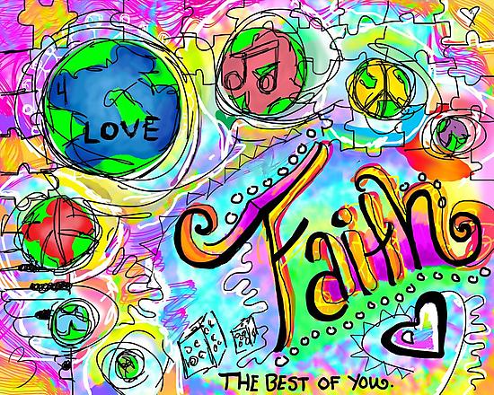 Faith by mariajanae