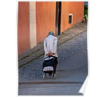 Trudging Home Poster