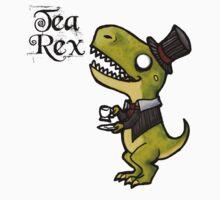 Tea Rex Kids Tee