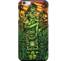 Head Salesman by BigToe iPhone Case/Skin