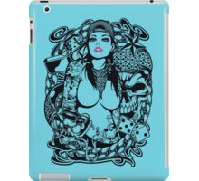 Swagg Tattoo Girl iPad Case/Skin
