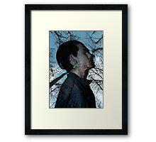 Profile 2 Framed Print