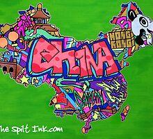CHINA by John Meyer