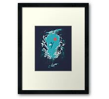"""Good-Night"" Framed Print"