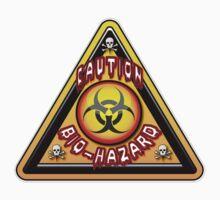 Bio-Hazard Kids Tee
