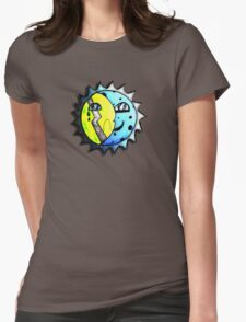 SadShine Womens Fitted T-Shirt