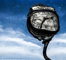 The Bent Clock by Jami Cakes