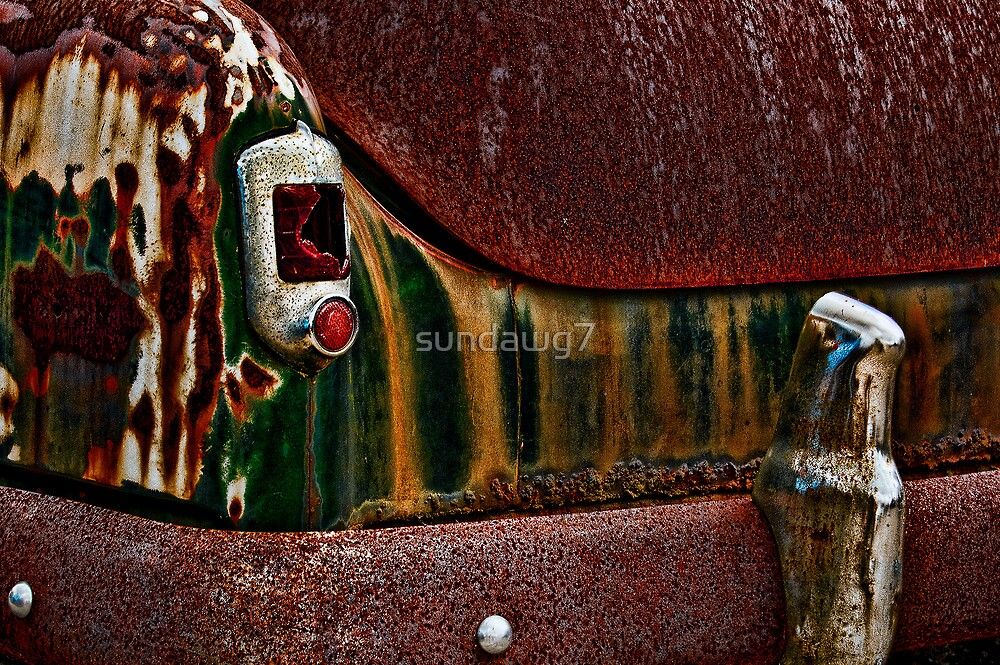 Tail Of '54 by sundawg7