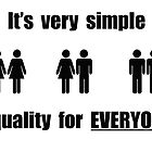 equality for everyone by Kim West