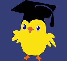 ღ°ټGorgeous Blue Eyed Nerd Chick on a Graduation Cap Clothing& Stickersټღ° Unisex T-Shirt