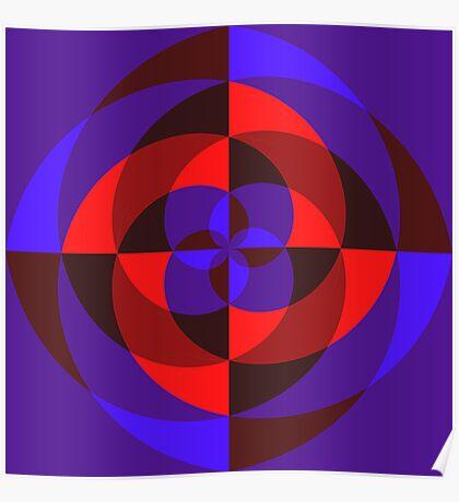 Ultra Violet Noc-turn  Poster