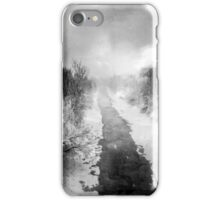 In the Distance II iPhone Case/Skin