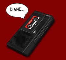 Diane.... by Monica Lara