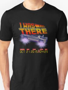 Back To The Future Survivor T-Shirt