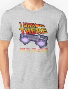 Back To The Future Survivor T-Shirt