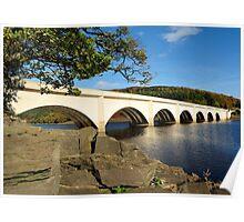 Lady Bower Bridge Poster