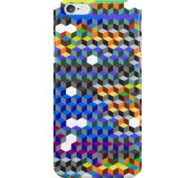 Q Cubes iPhone Case/Skin
